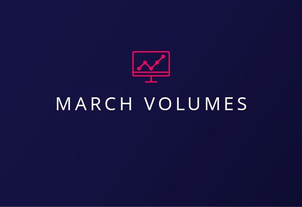 March volumes