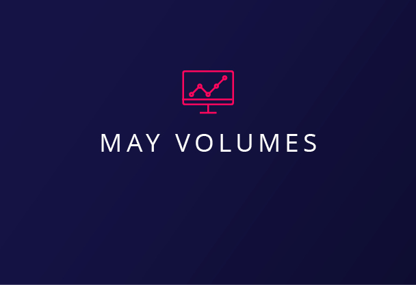 May volumes